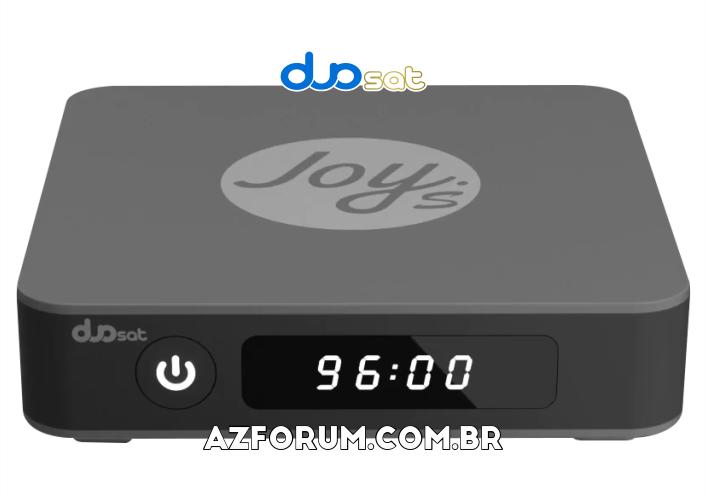 Atualização Duosat Joy S V1.0.3 - 08/10/2021