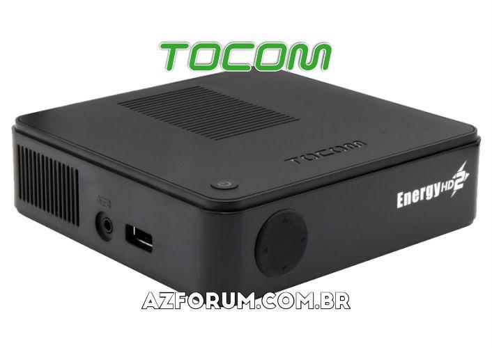 Atualização Tocom Energy HD 2 V1.12 - 25/08/2021