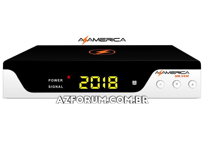 Atualização Azamerica Silver V1.51 - 29/09/2021