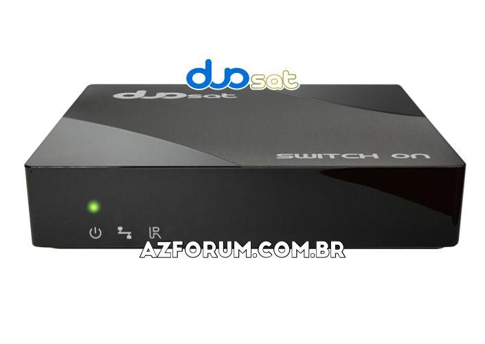 Atualização Duosat Switch ON V1.0.7 - 08/10/2021