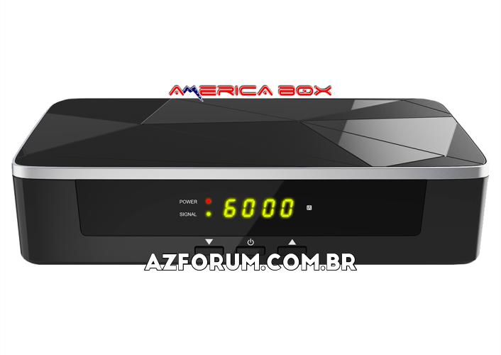 Atualização Americabox S305 Plus V1.40 - 29/09/2021