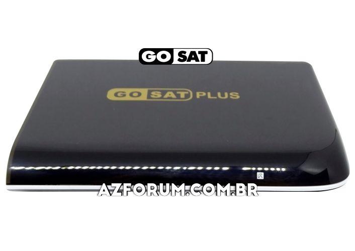 Atualização Gosat Plus V2.01 - 10/09/2021