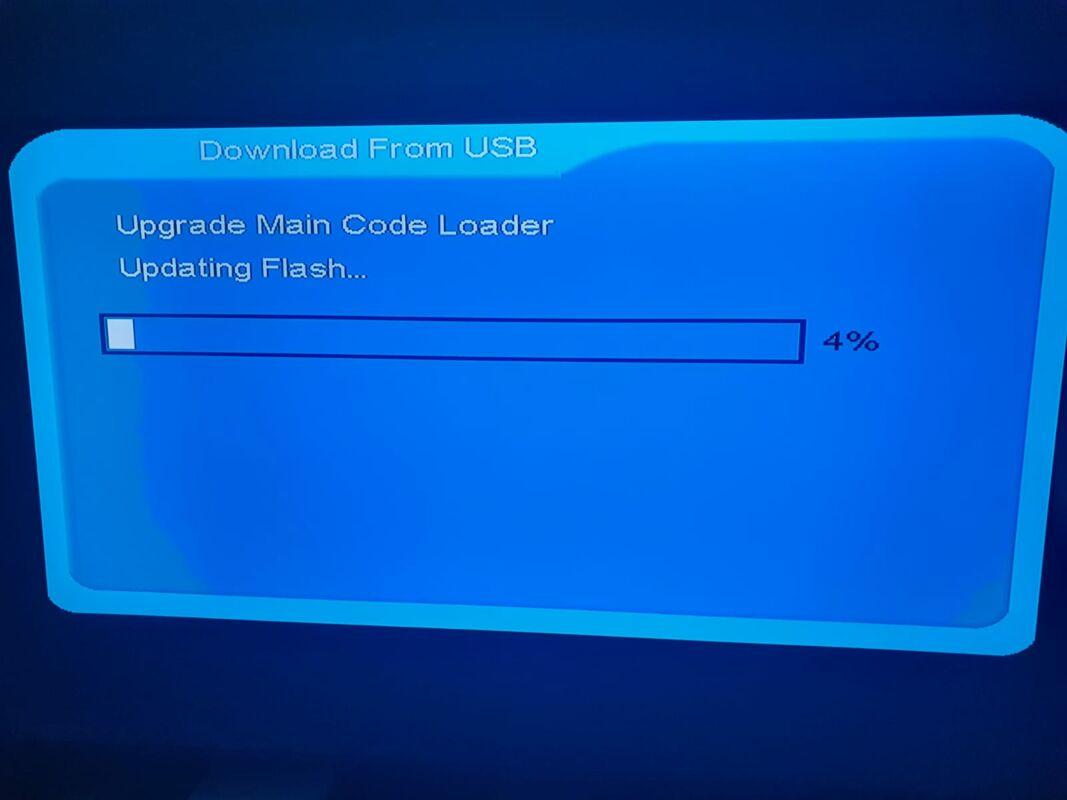Recovery In Xplus Sat via USB