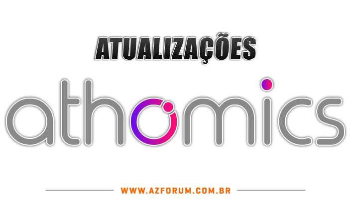 Atualizações Athomics Todos os Modelos