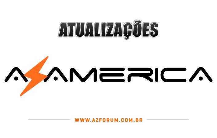 Atualização Azamerica Todos os Modelos