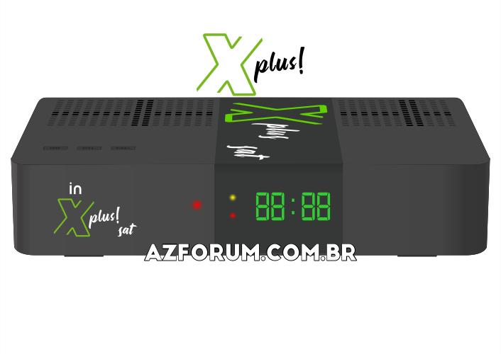 Atualização Xplus Sat V1.06 - 18/09/2021