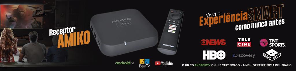 Amiko Xpro IPTV